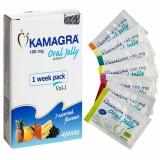 Камагра Гель 100 мг (Kamagra 100 Oral Jelly)