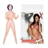 Кукла надувная Jennifer 160см