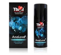 Анальный крем любрикант Analove силиконовая основа 20мл