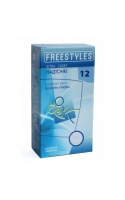 Презервативы супертонкие FREESTYLES 12штук