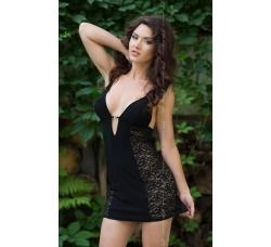 Платье AKSEN чёрное M