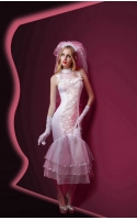 Ажурный костюм невесты S/M