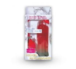 Вакуумная помпа Penis Enlarger для мужчин красная