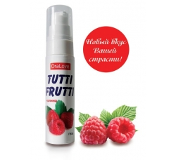 "Гель ""Tutti-frutti малина"""